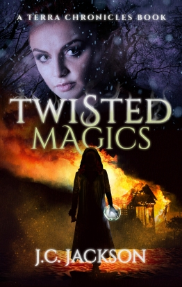 Twisted Magics eCOVER
