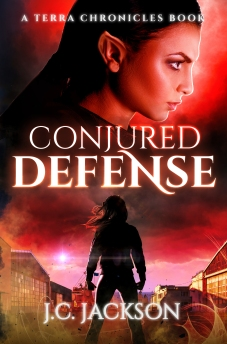 Conjured Defense eCover